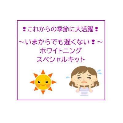 これから大活躍間違いなし❢なスペシャルキット❢ - プライベートサロン MISUZU(ミスズ) - ブログ
